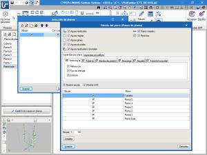 CYPEPLUMBING Sanitary Systems. Documentación. Planos y esquemas