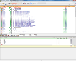 CYPEPLUMBING Sanitary Systems. Documentación. Medición y exportación a FIEBDC-3